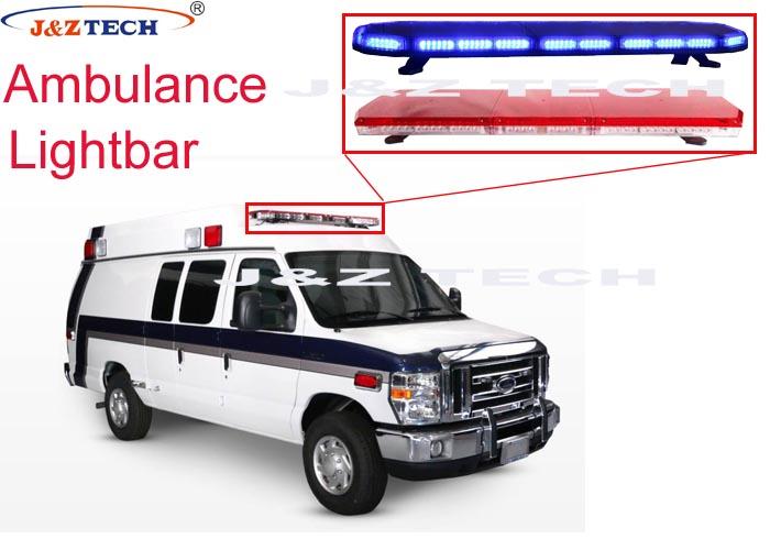Soluciones de barra de luz para ambulancia j & z