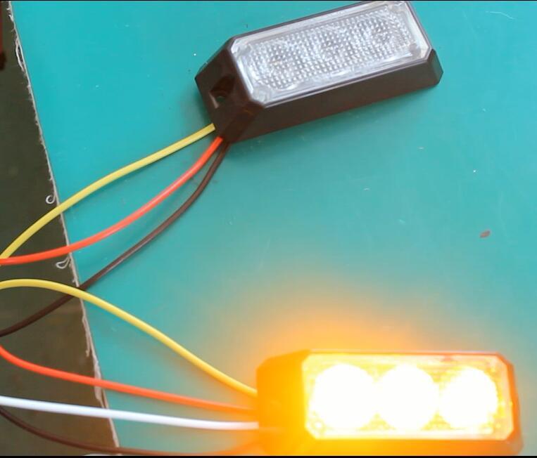 Luz de peluca de montaje en superficie JZ